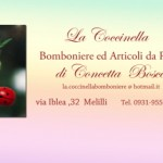 07 - La Coccinella di Maria Bosco - Bomboniere e articoli da regao