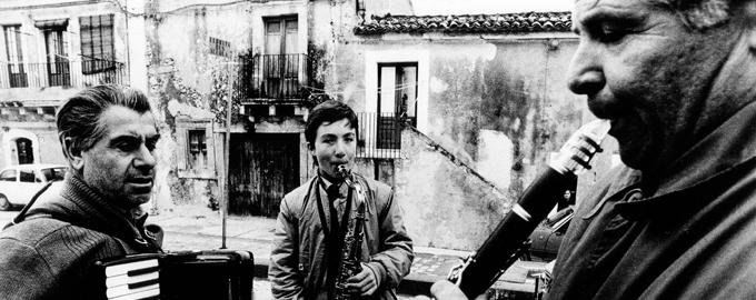 Musicisti della Novena - 1986