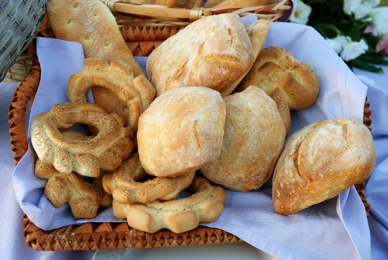 Forme di pane