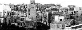 La torre campanaria della Chiesa di S.Antonio Abate - Melilli