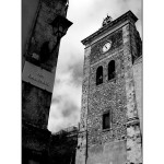 Chiesa di S.Antonio Abate Melilli - Torre campanaria