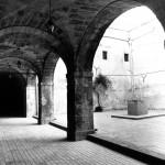 Il chiostro - Convento dei Cappuccini di Melilli